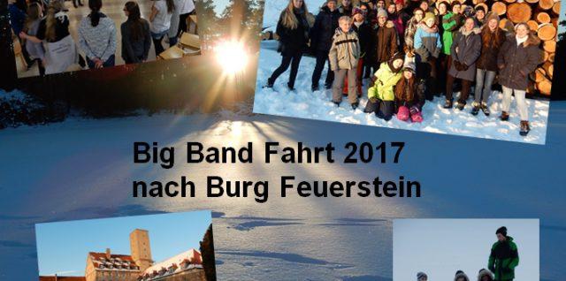 Probentage der Big Band Fai Schäi