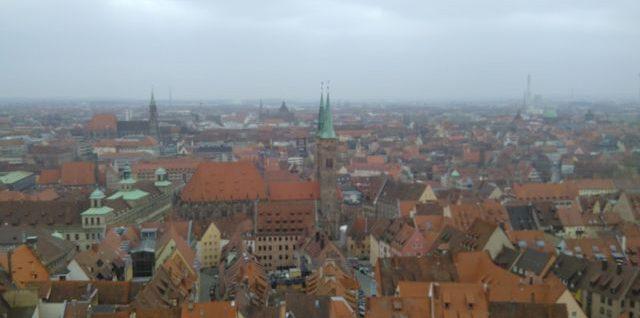 Auf den Spuren des mittelalterlichen Nürnbergs – Geschichte-Exkursion der Klasse 7E