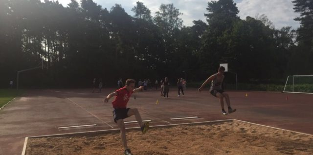 Die Bundesjugendspiele – Bewegung für die ganze Schule