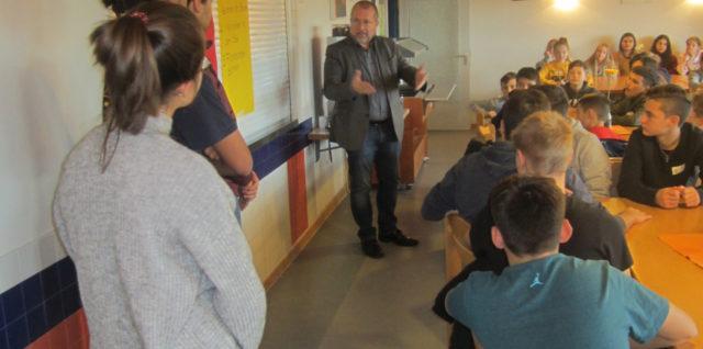 SMV Klassensprecherseminar 2017