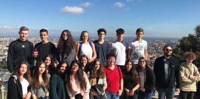 Studienfahrt der Klasse 10e nach Budapest