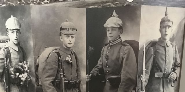Besuch im Bayerischen Armeemuseum in Ingolstadt