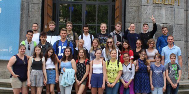 Exkursion ins Deutsche Museum