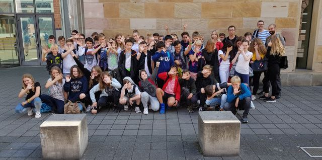 Unser Besuch im Germanischen Nationalmuseum