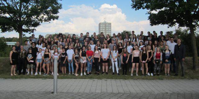 Musicalfahrt 2018  Bodyguard Stuttgart