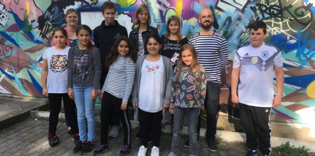 Schülerzeitung 2018/19