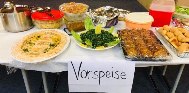 Fastenbrechen (Iftar) 2019