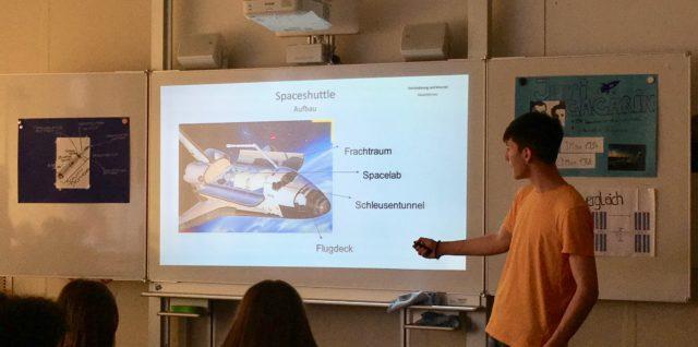 Veränderung und Wandel – Projektpräsentation der 9. Klassen