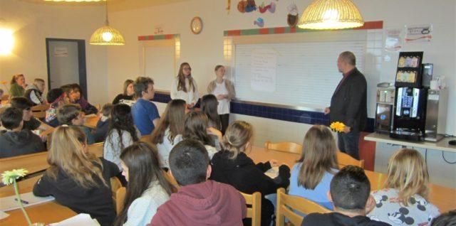 SMV Klassensprecherseminar 2019